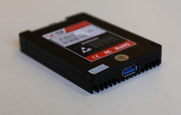 """2.5"""" SATA3 w/ USB 3.0"""