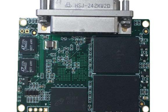 Rugged Half-Slim SATA3 SSD
