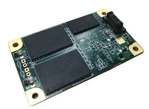 Rugged mSATA3 SSD